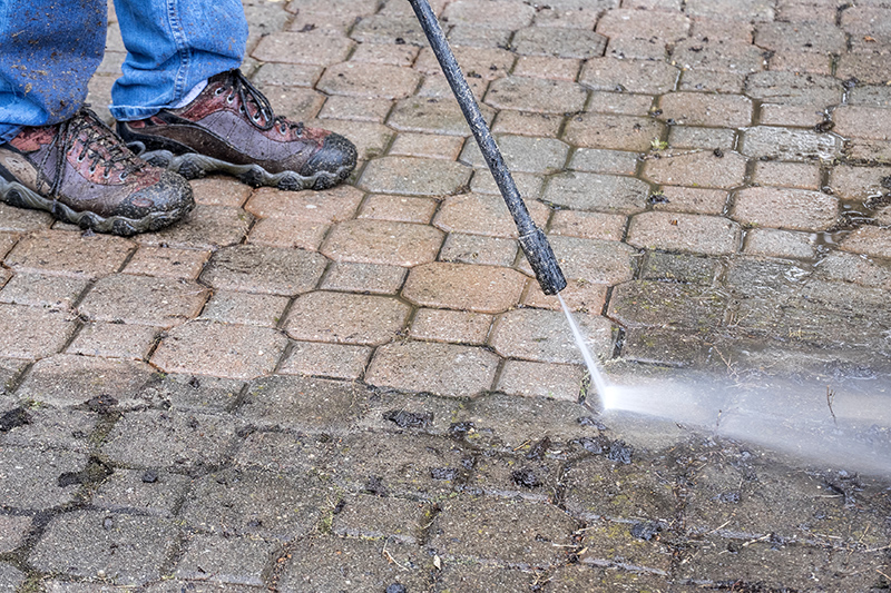 Patio Cleaning Services in Eastbourne East Sussex